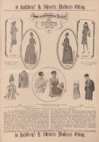 Trendy w modzie w latach 1886-1926