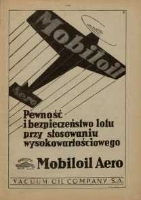 Olej silnikowy do samolotów
