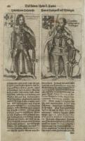 Konrad von Thüringen ; Henryk von Hohenlohe