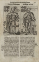 Siegfried von Feuchtwangen ; Carolus Befart von Trier