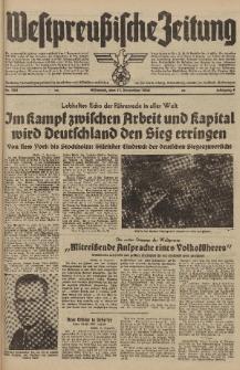 Westpreussische Zeitung, Nr. 292 Mittwoch 11 Dezember 1940, 9. Jahrgang