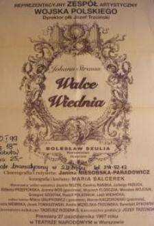Walce Wiednia - Johann Strauss