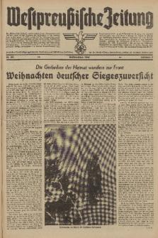 Westpreussische Zeitung, Nr. 303 Weihnachten 24/26 Dezember 1940, 9. Jahrgang
