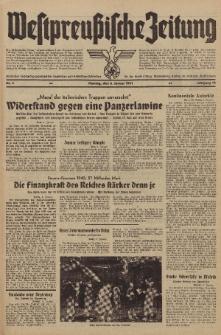 Westpreussische Zeitung, Nr. 4 Montag 6 Januar 1941, 10. Jahrgang