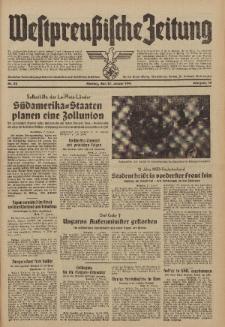 Westpreussische Zeitung, Nr. 22 Montag 27 Januar 1941, 10. Jahrgang