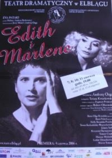 Edith i Marlene - Eva Pataki
