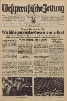 Westpreussische Zeitung, Nr. 26 Freitag 31 Januar 1941, 10. Jahrgang