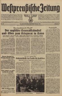 Westpreussische Zeitung, Nr. 45 Sonnabend/Sonntag 22/23 Februar 1941, 10. Jahrgang