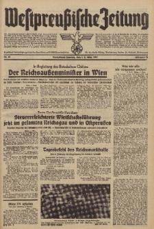 Westpreussische Zeitung, Nr. 51 Sonnabend/Sonntag 1/2 März 1941, 10. Jahrgang