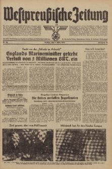 Westpreussische Zeitung, Nr. 56 Freitag 7 März 1941, 10. Jahrgang