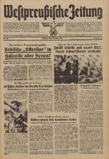 Westpreussische Zeitung, Nr. 58 Montag 10 März 1941, 10. Jahrgang