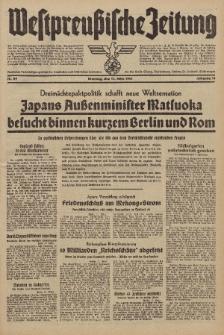 Westpreussische Zeitung, Nr. 59 Dienstag 11 März 1941, 10. Jahrgang