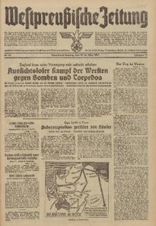 Westpreussische Zeitung, Nr. 63 Sonnabend/Sonntag 15/16 März 1941, 10. Jahrgang