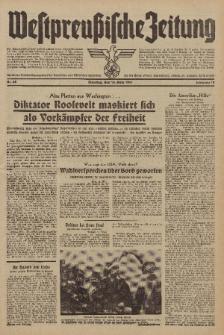 Westpreussische Zeitung, Nr. 65 Dienstag 18 März 1941, 10. Jahrgang