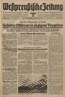 Westpreussische Zeitung, Nr. 155 Sonnabend/Sonntag 5/6 Juli 1941, 10. Jahrgang