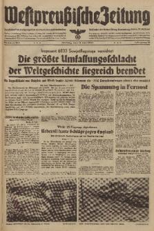 Westpreussische Zeitung, Nr. 160 Freitag 11 Juli 1941, 10. Jahrgang