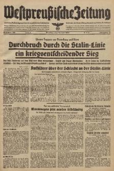 Westpreussische Zeitung, Nr. 162 Montag 14 Juli 1941, 10. Jahrgang