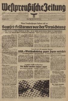 Westpreussische Zeitung, Nr. 174 Montag 28 Juli 1941, 10. Jahrgang