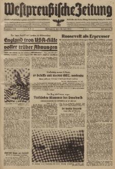 Westpreussische Zeitung, Nr. 176 Mittwoch 30 Juli 1941, 10. Jahrgang