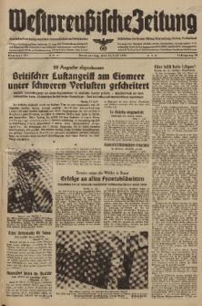 Westpreussische Zeitung, Nr. 177 Donnerstag 31 Juli 1941, 10. Jahrgang