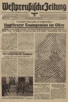 Westpreussische Zeitung, Nr. 187 Dienstag 12 August 1941, 10. Jahrgang