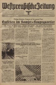 Westpreussische Zeitung, Nr. 191 Sonnabend/Sonntag 17 August 1941, 10. Jahrgang