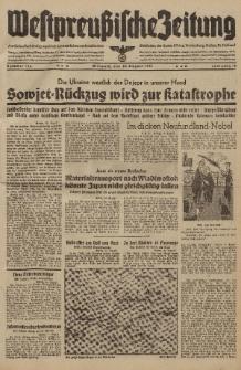 Westpreussische Zeitung, Nr. 194 Mittwoch 20 August 1941, 10. Jahrgang