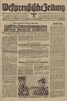 Westpreussische Zeitung, Nr. 198 Montag 25 August 1941, 10. Jahrgang