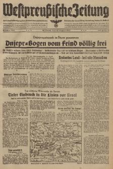 Westpreussische Zeitung, Nr. 200 Mittwoch 27 August 1941, 10. Jahrgang