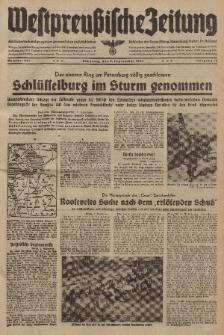 Westpreussische Zeitung, Nr. 211 Dienstag 9 September 1941, 10. Jahrgang