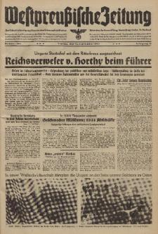 Westpreussische Zeitung, Nr. 214 Freitag 12 September 1941, 10. Jahrgang