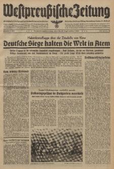 Westpreussische Zeitung, Nr. 221 Sonnabend/Sonntag 20/21 September 1941, 10. Jahrgang