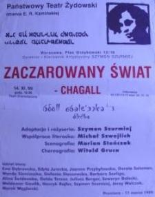 Zaczarowany świat - Chagall