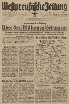 Westpreussische Zeitung, Nr. 242 Mittwoch 15 Oktober 1941, 10. Jahrgang