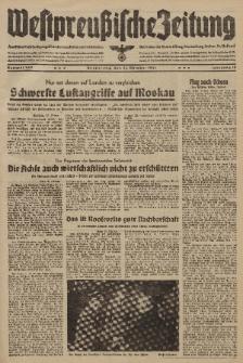 Westpreussische Zeitung, Nr. 249 Donnerstag 23 Oktober 1941, 10. Jahrgang
