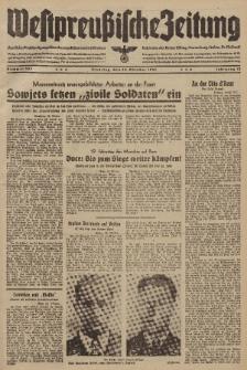 Westpreussische Zeitung, Nr. 253 Dienstag 28 Oktober 1941, 10. Jahrgang