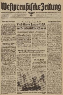 Westpreussische Zeitung, Nr. 260 Mittwoch 5 November 1941, 10. Jahrgang