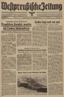 Westpreussische Zeitung, Nr. 265 Dienstag 11 November 1941, 10. Jahrgang
