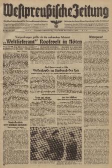 Westpreussische Zeitung, Nr. 269 Sonnabend/Sonntag 15/16 November 1941, 10. Jahrgang