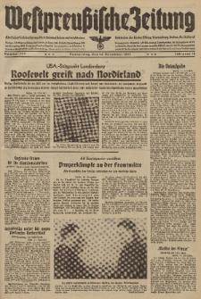 Westpreussische Zeitung, Nr. 273 Donnerstag 20 November 1941, 10. Jahrgang