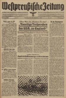 Westpreussische Zeitung, Nr. 274 Freitag 21 November 1941, 10. Jahrgang