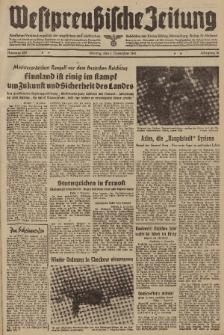 Westpreussische Zeitung, Nr. 282 Montag 1 Dezember 1941, 10. Jahrgang