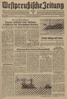 Westpreussische Zeitung, Nr. 283 Dienstag 2 Dezember 1941, 10. Jahrgang