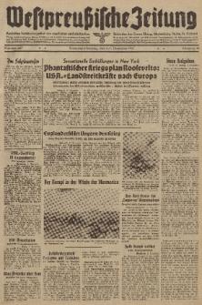Westpreussische Zeitung, Nr. 287 Sonnabend/Sonntag 6/7 Dezember 1941, 10. Jahrgang
