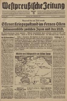 Westpreussische Zeitung, Nr. 288 Montag 8 Dezember 1941, 10. Jahrgang