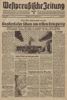 Westpreussische Zeitung, Nr. 289 Dienstag 9 Dezember 1941, 10. Jahrgang