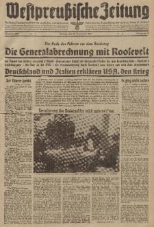 Westpreussische Zeitung, Nr. 292 Freitag 12 Dezember 1941, 10. Jahrgang