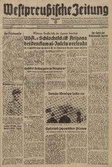 Westpreussische Zeitung, Nr. 293 Sonnabend/Sonntag 13/14 Dezember 1941, 10. Jahrgang