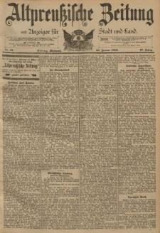 Altpreussische Zeitung, Nr. 19 Mittwoch 23 Januar 1895, 47. Jahrgang