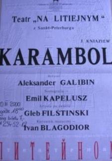 Karambol - Jurij Kniaziew